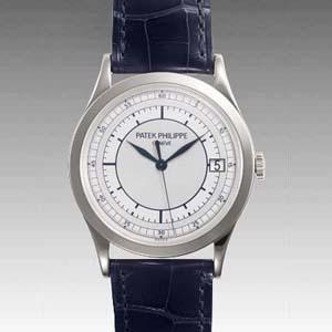 パテックフィリップ 腕時計スーパーコピー Patek Philippeカラトラバ 5296G-001