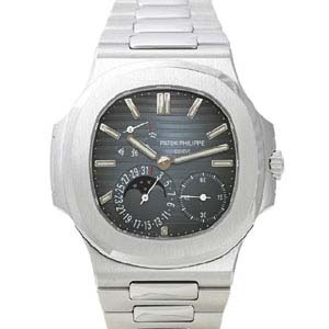 パテックフィリップ 腕時計スーパーコピー Patek Philippeノーチラス パワーリザーブ ムーンフェイズ 5712/1A