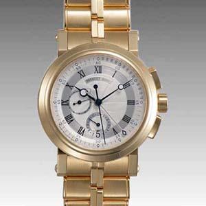 人気ブレゲ腕時計スーパーコピー スーパーコピー マリーンII クロノグラフ 5827BA12AZ0