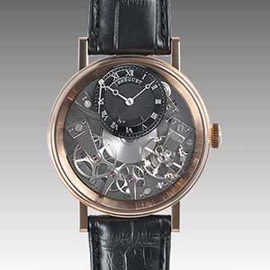 ブレゲ時計スーパーコピー店舗 トラディション 7057BR/G9/9W6