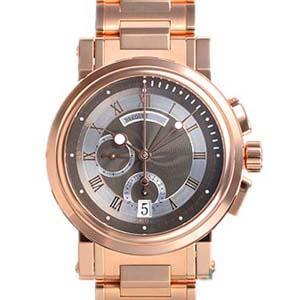 ブレゲ 時計人気 Breguet 腕時計 マリーンII クロノグラフ 5827BR/Z2/RM0