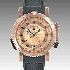 ブレゲ 時計人気 Breguet 腕時計 マリーン ロイヤル 5847BR/32/5ZV