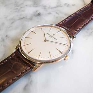 ヴァシュロンコンスタンタン コピー パトリモニー ラージサイズ 81180/000R-9159 高級 腕時計